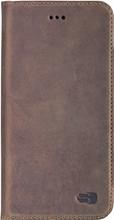 Senza Raw Leather iPhone 6/6s Book Case Bruin