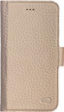 Senza Exquisite Leather Wallet iPhone 6/6s Book Case Bruin
