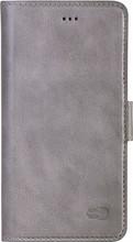 Senza Pure Leather Wallet iPhone 6/6s Book Case Grijs