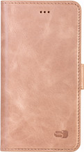 Senza Pure Leather Wallet iPhone 6/6s Book Case Roze