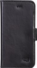 Senza Pure Leather Wallet iPhone 7/8 Book Case Zwart