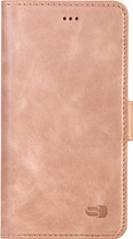Senza Pure Leather Wallet iPhone 7+/8+ Book Case Roze