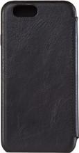 Senza Pure Skinny Leather iPhone 7/8 Deep Book Case Zwart