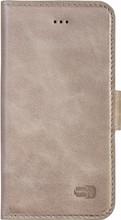 Senza Pure Leather Wallet iPhone 5/5S/SE Book Case Bruin