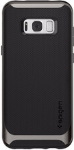 Spigen Neo Hybrid Galaxy S8 Plus Back Cover Grijs