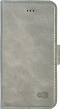 Senza Pure Leather Wallet iPhone 5/5S/SE Book Case Groen