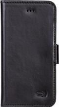 Senza Pure Leather Wallet iPhone 5/5S/SE Book Case Zwart