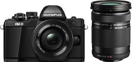 Olympus OM- D E-M10 Mk II Zwart + 14-42mm IIR + 40-150mm R