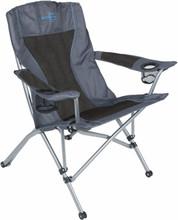 Bo-Camp Deluxe Comfort Antraciet