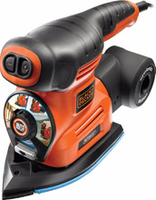 Black & Decker  Schuurmachine KA280-QS Auto-Select