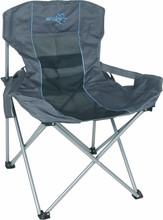Bo-Camp Vouwstoel Deluxe Compact Antraciet