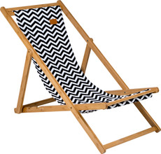 Bo-Camp Urban Outdoor Strandstoel Soho Bamboe