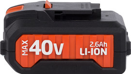 Powerplus Accu 40V 2,6 Ah Li-Ion
