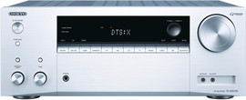 Onkyo TX-NR575E Zilver