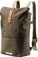 Brooks Hackney Backpack Groen/Honing Bruin