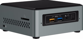 Intel Arches Canyon NUC6CAYH