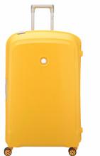 Delsey Belfort Plus 4 Wheel Trolley Case 82 cm Yellow