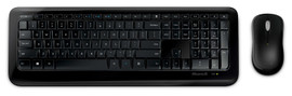 Microsoft Wireless Desktop 850 Toetsenbord en Muis Qwerty