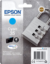 Epson 35 Cyaan (C13T35824010)