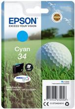 Epson 34 Cyaan (C13T34624010)