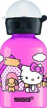 Sigg Hello Kitty Cute 0.3 L Clear