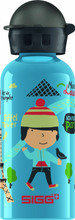 Sigg Travel Boy Paris 0.4 L Clear