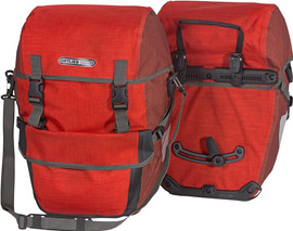 Ortlieb Bike-Packer Plus Rood (paar)