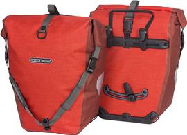 Ortlieb Back-Roller Plus QL2.1 Signal-Red/Dark-Chili (paar)