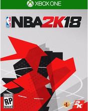 NBA Basketball 2018 Xbox One
