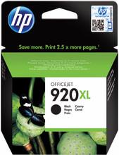 HP 920 Black XL Ink Cartridge (zwart) CD975AE