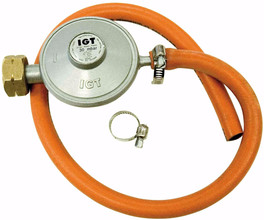 Barbecook Gasregulator + Slang 30 mbar  NL