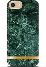 Richmond & Finch Marble Glossy iPhone 7/8 Groen