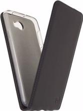 Mobilize Classic Gelly Y5 II/Y6 II Compact Flip Case Zwart