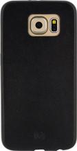 Mobilize Leather Case Samsung Galaxy S6 Zwart