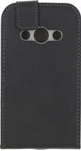 Mobilize Classic Gelly Flip Case Galaxy Xcover 3 Zwart
