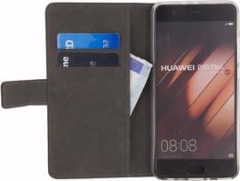Mobilize Classic Gelly Wallet Huawei P10 Plus Book Case Zwar