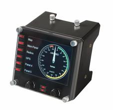 Logitech G Saitek Pro Flight Instrument Panel PC