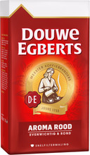 Douwe Egberts Aroma Rood snelfiltermaling 500 gr