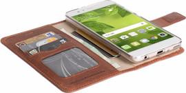 Krusell Sunne Huawei P10 Plus Book Case Bruin