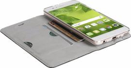 Krusell Malmo Huawei P10 Plus Book Case Zwart