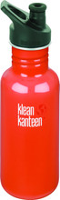 Klean Kanteen Classic 0,5L Flame Orange