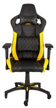 Corsair T1 Race Gaming Chair Zwart/Geel
