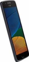 Krusell Bovik Motorola Moto G5 Back Cover Zwart