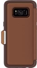 Otterbox Strada Galaxy S8 Book Case Bruin