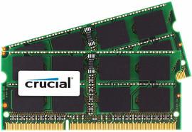 Crucial Apple 8GB DDR3L SODIMM 1866MHz (2x4GB)