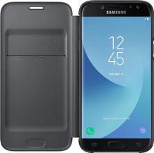 Samsung J5 (2017) Wallet Book Case Zwart