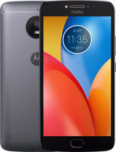Motorola Moto E4 Plus Grijs