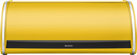 Brabantia Broodtrommel Schuifdeksel Daisy Yellow