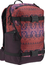 Burton Womens Riders Pack 23L Starling Mojave Prnt