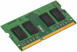 Kingston 8GB 1600MHz Low Voltage DDR3L SODIMM